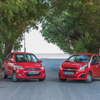 Car rental Tinos island, Voitures